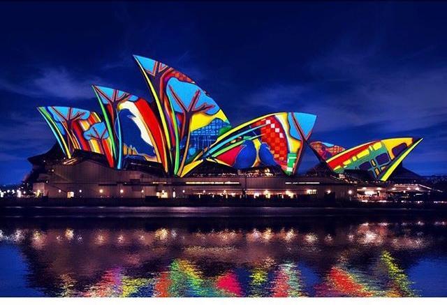Sydney – Vivid Festival