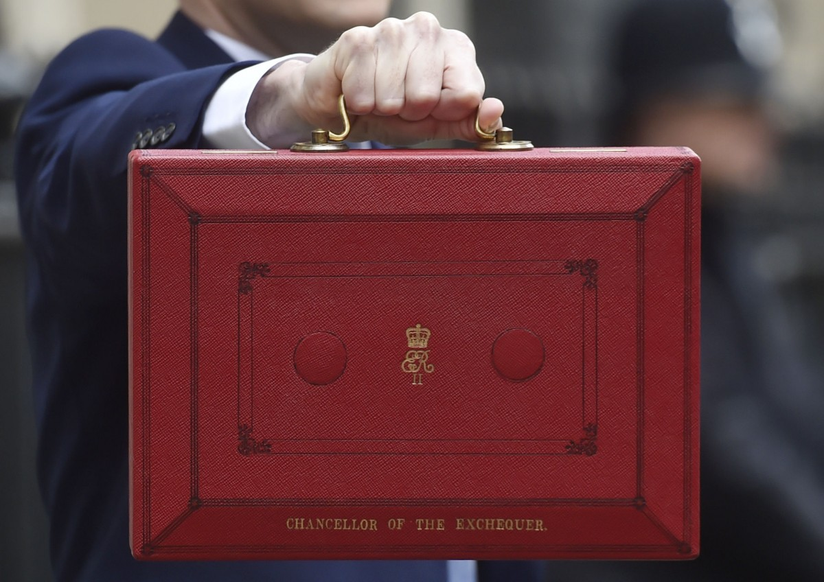 Hammond's first budget has little effect on rates
